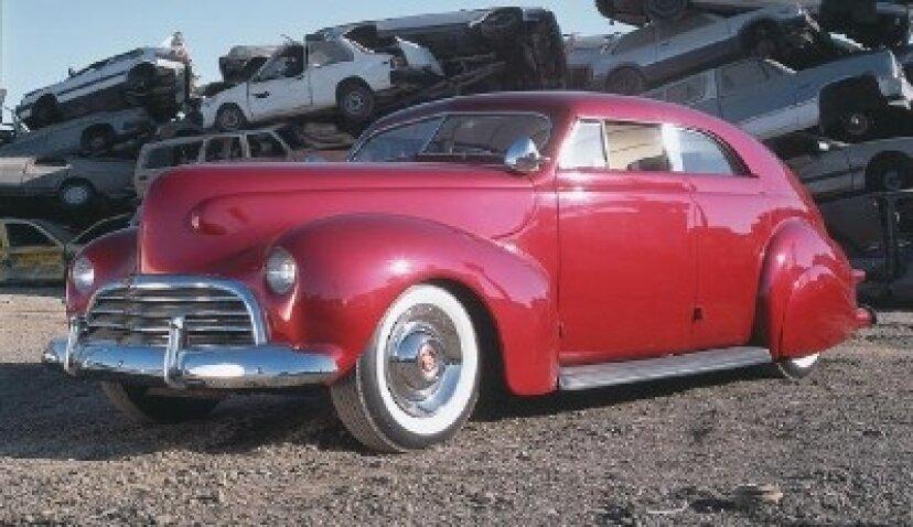 オハネシアン1940マーキュリー:カスタムカーのプロフィール