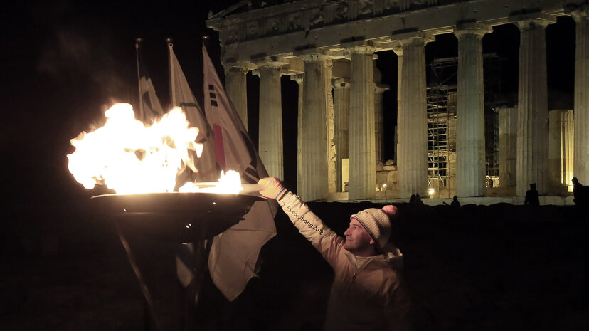 Opening Ceremonies Sochi Winter Games
