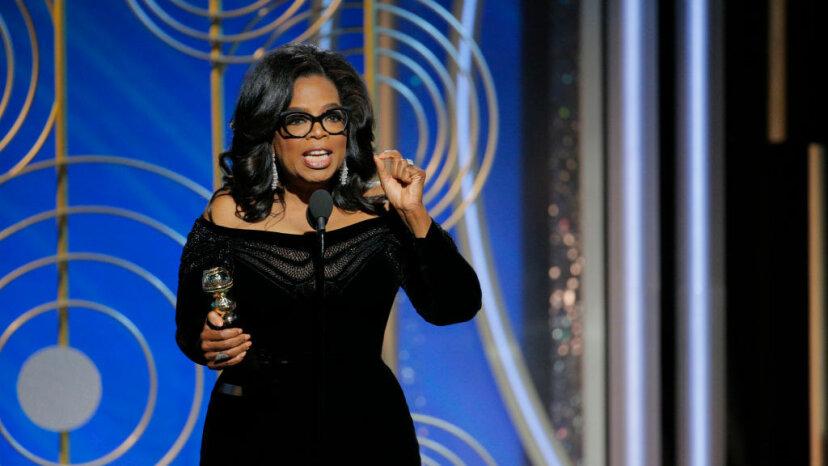 Oprah für den Präsidenten? Fünf Gründe, warum es 2020 passieren könnte
