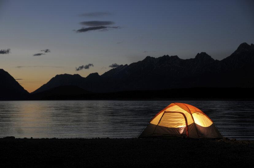 キャンプ中にZzzを取得するための5つのヒント