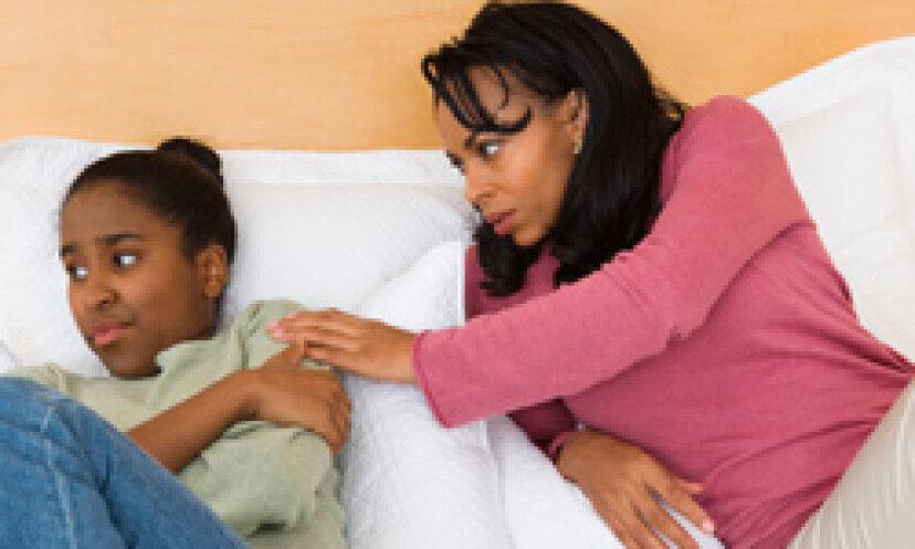 制御不能な10代の親のための10のヒント