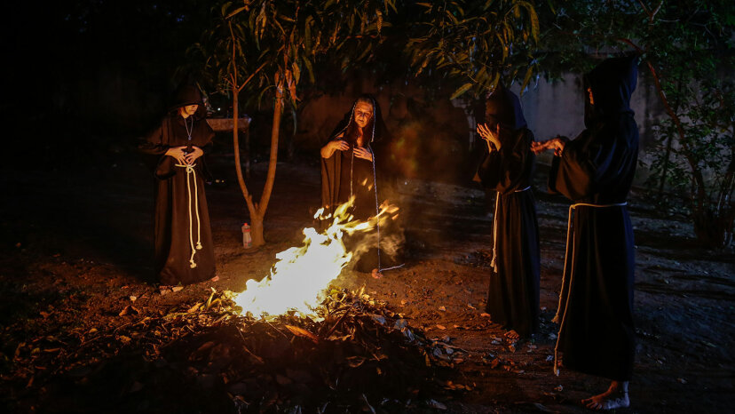 Wiccan group