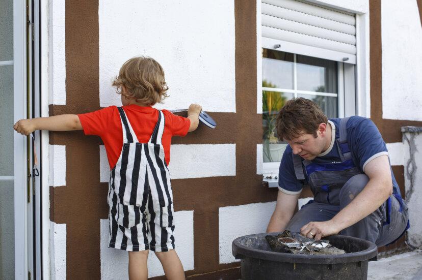 あなたの家の外面を塗るための10の秘訣