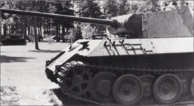 PanzerkampfwagenVパンサー