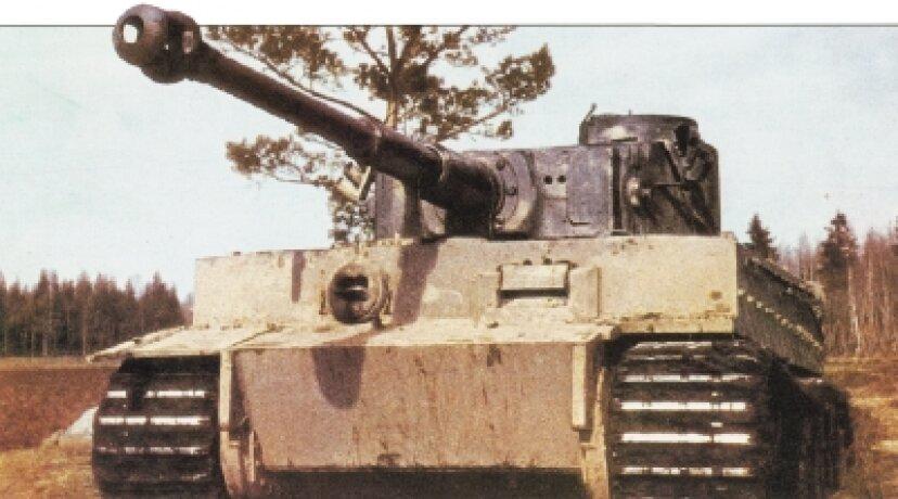PanzerkampfwagenVIティーガーI