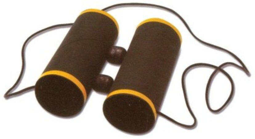 子供のための紙双眼鏡の作り方