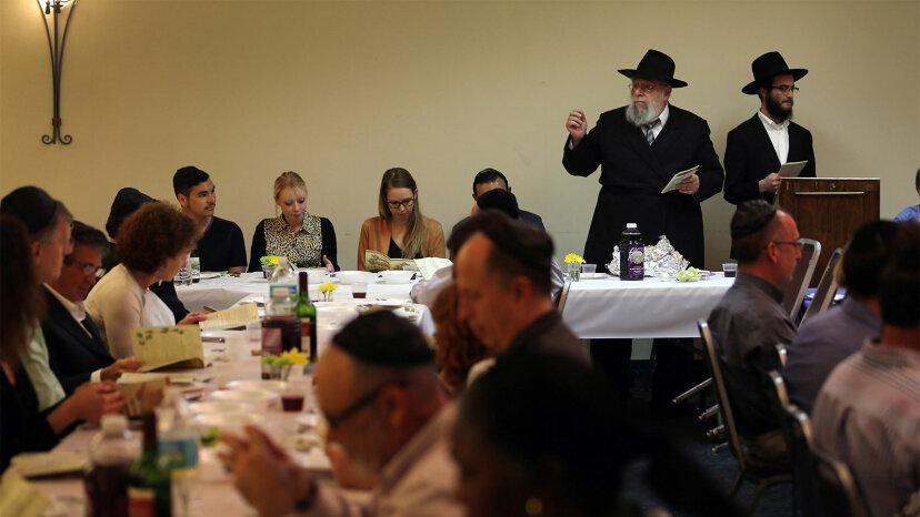 Haggadah, Seder, Miami Beach