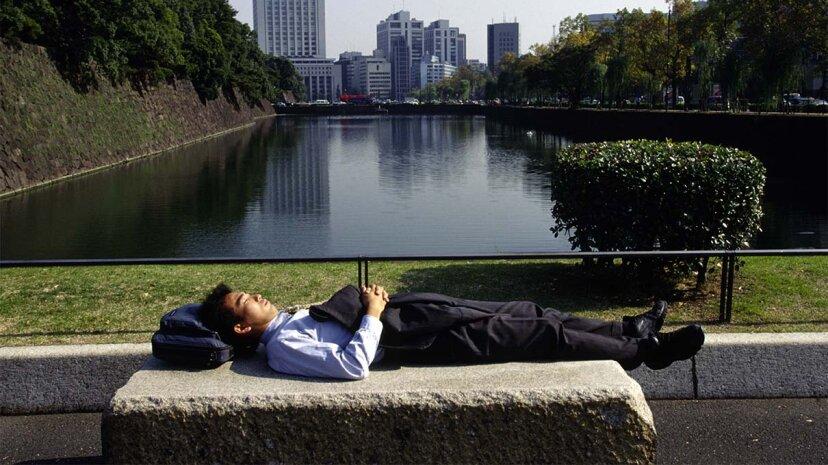 Das perfekte Power Nap abziehen