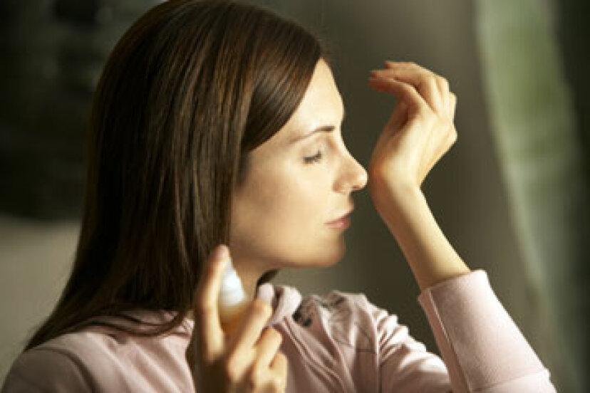 香水は私の恐怖を克服するのに役立ちますか?