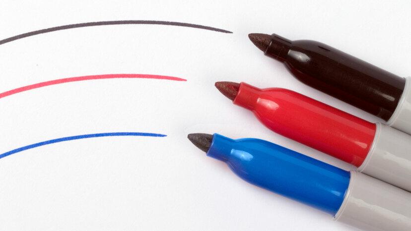 衣服から油性ペンを取り出す方法