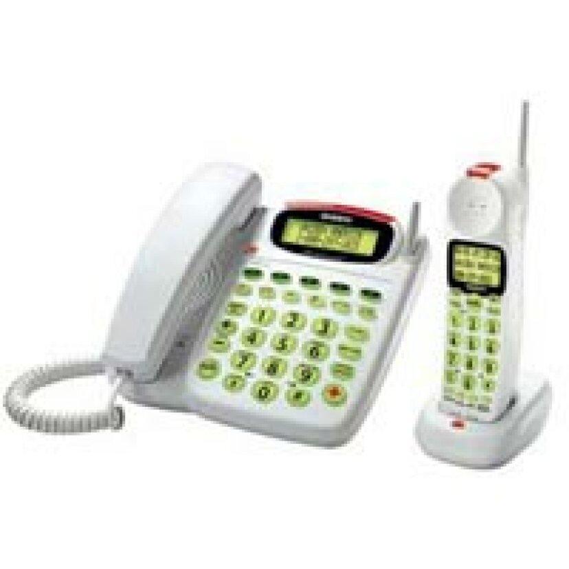 コードレス電話のしくみ