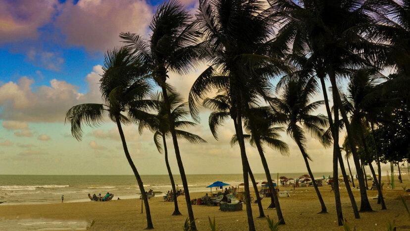 Boa Viagem beach, Brazil