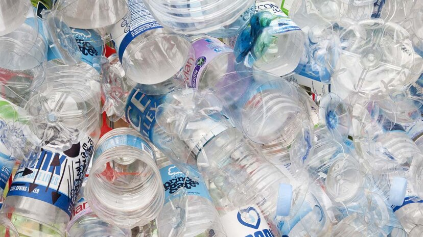 plastic, garbage