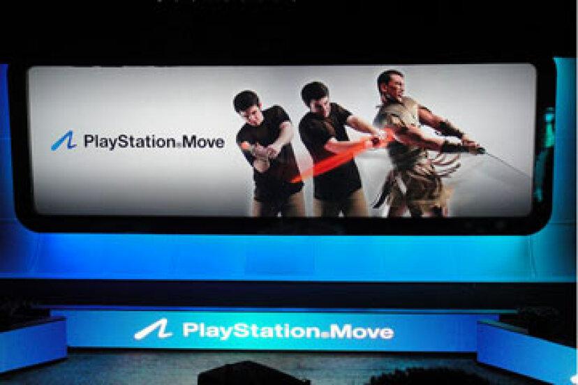 PlayStationMoveのしくみ