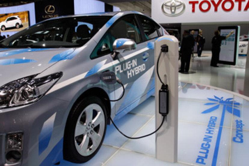 プラグイン電気自動車のクレジットとは何ですか?