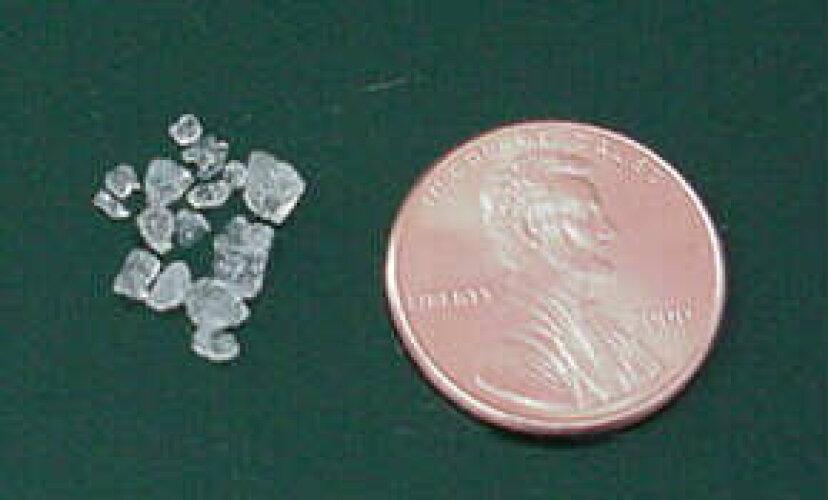 ポリマー結晶はどのように機能し、なぜそれほど多くの水を吸収するのですか?