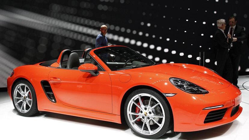 Porsche está lanzando un programa de suscripción de automóviles de lujo
