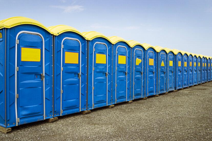 仮設トイレのしくみ