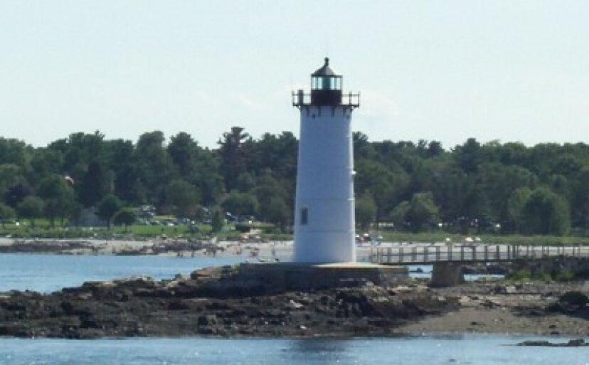 ポーツマスハーバー灯台
