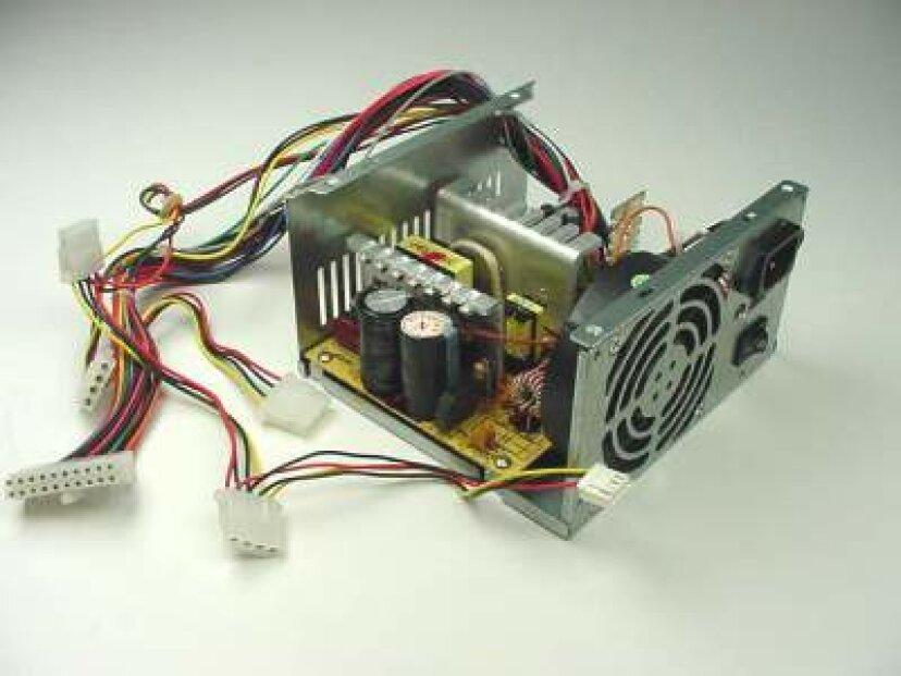PC電源のしくみ