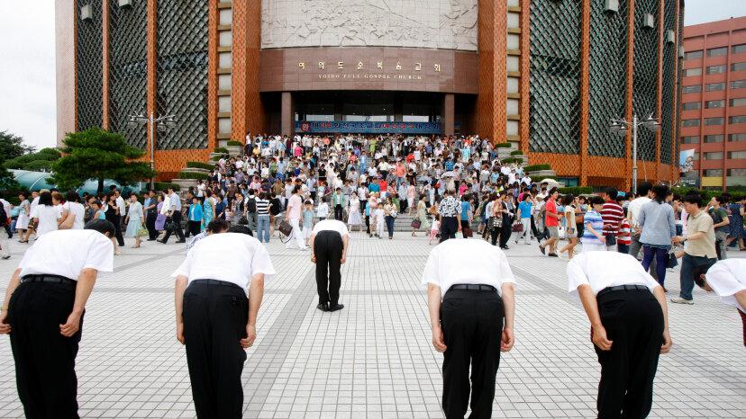 Yoido Full Gospel Church, South Korea