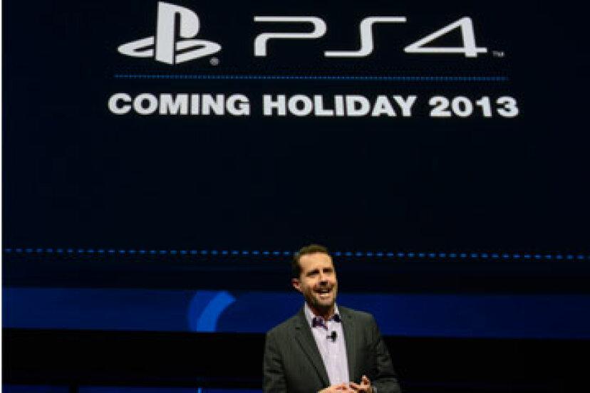 PlayStation4のしくみ
