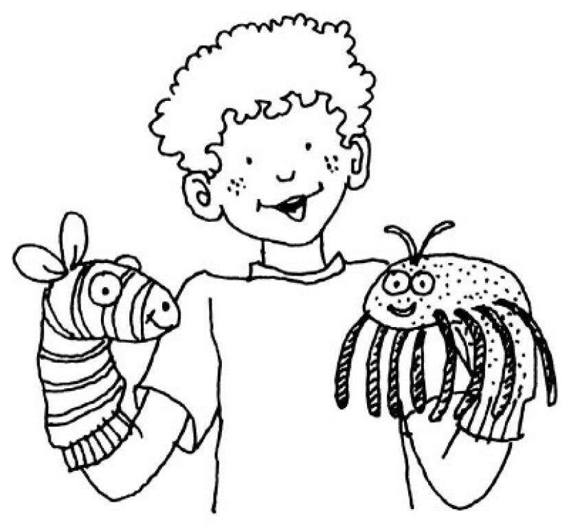 子供のための人形工芸と活動