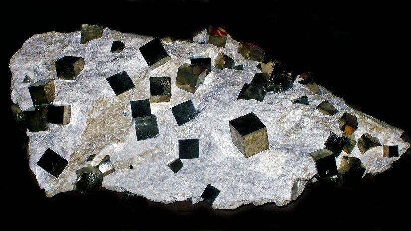 Cubic Pyrite