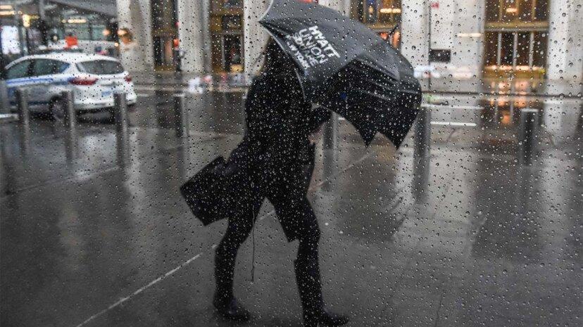 rain, mood