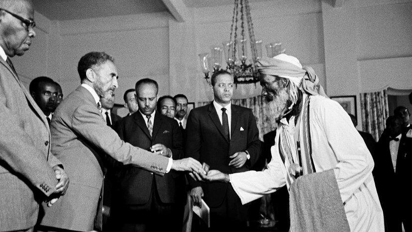 Haile Selassie, Rastafarian
