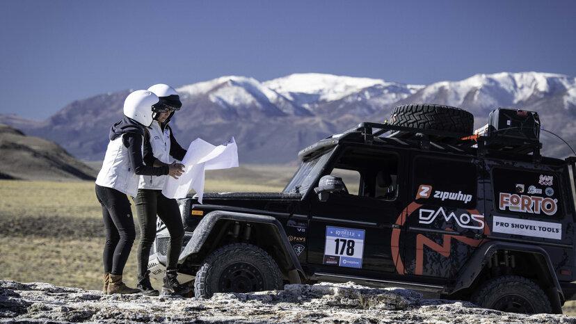 Rebelle Rally Team 178
