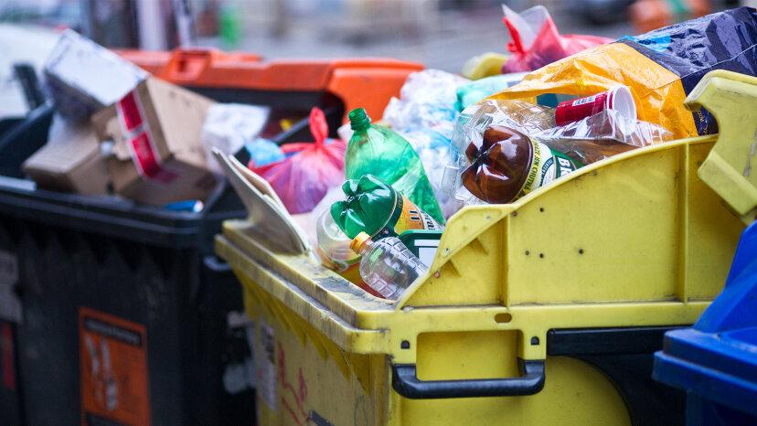 リサイクルのピークに達しましたか?
