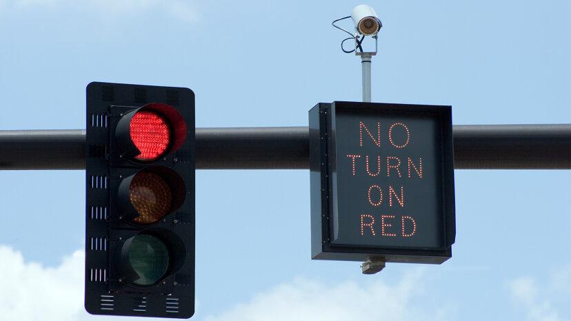 Si la luz está atascada en rojo, ¿tú también estás atascado?