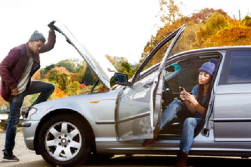 車を交換または修理する必要がありますか?
