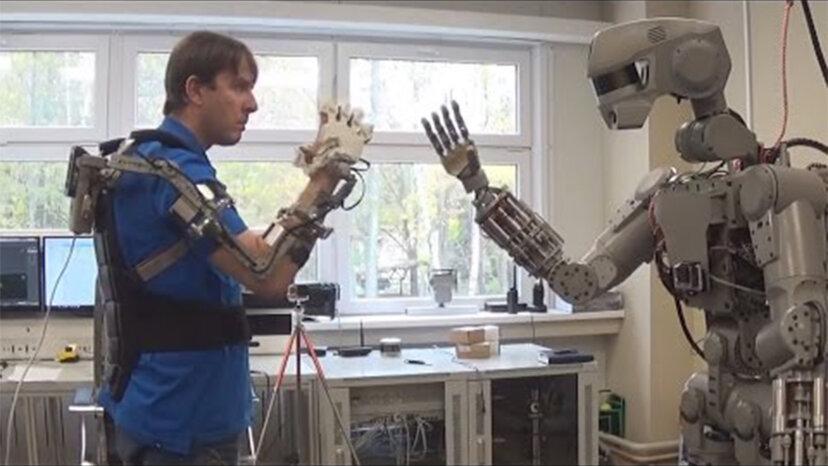 Russland sendet humanoiden FEDOR-Roboter in den Weltraum