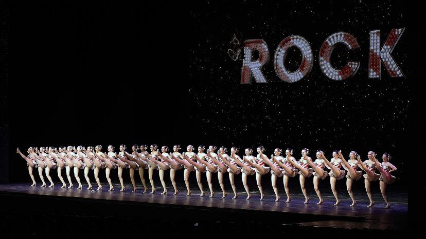 Eine rasante Geschichte der Rockettes