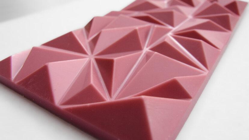 ルビーチョコレート:この新しい菓子はピンクの完璧さです