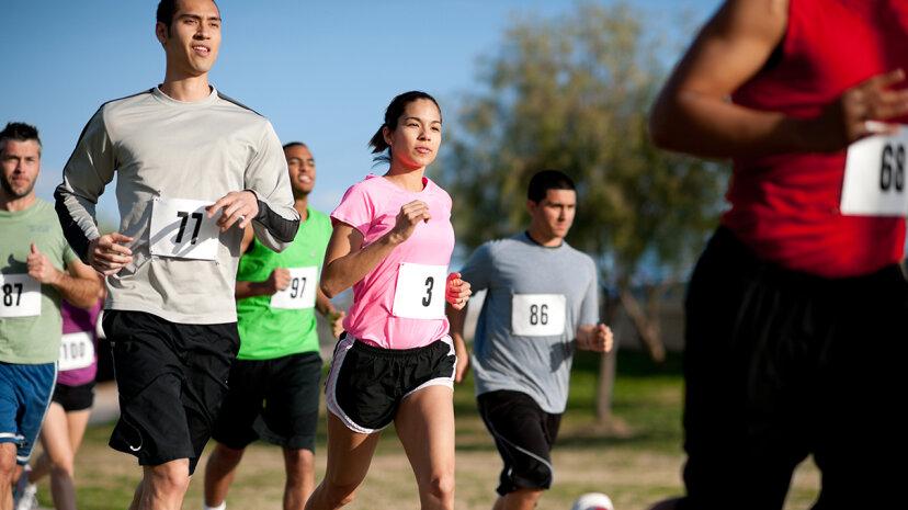 5Kからマラソンまで、アメリカのランナーは減速しています