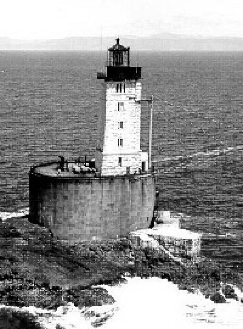 セントジョージリーフ灯台