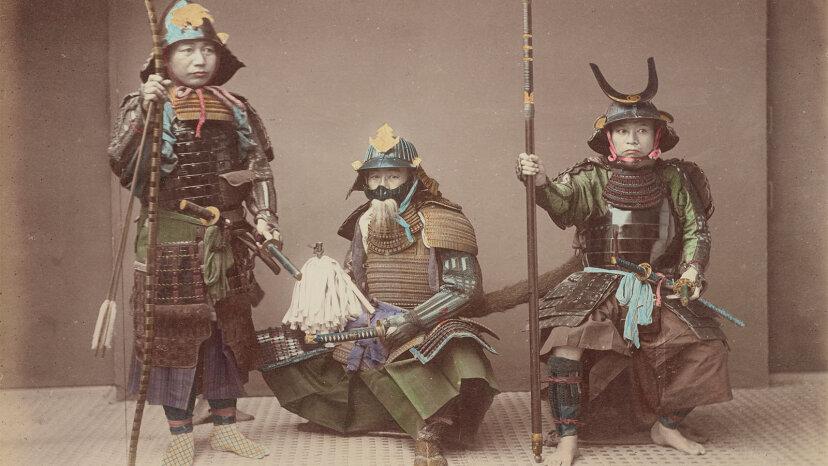 ¿Cuál es la diferencia entre un samurái y un ninja?