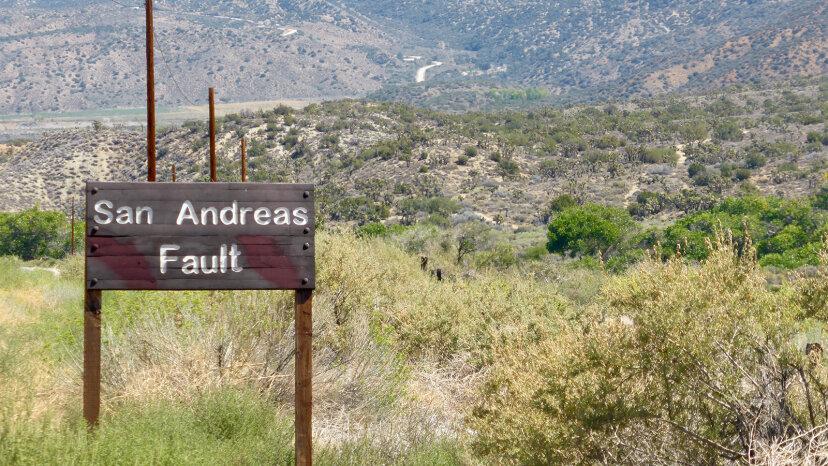 Die San-Andreas-Verwerfung: Kommt die Große?