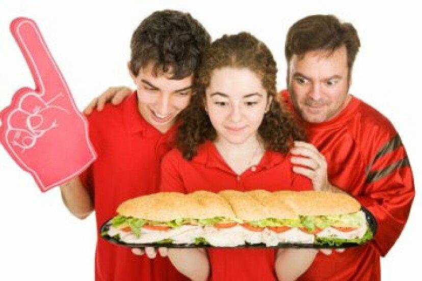 世界最大のサンドイッチは何でしたか?