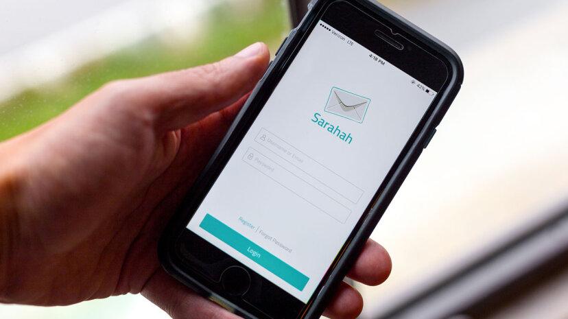 Messaging App Sarahah möchte, dass Sie Ihren Freunden anonymes Feedback geben