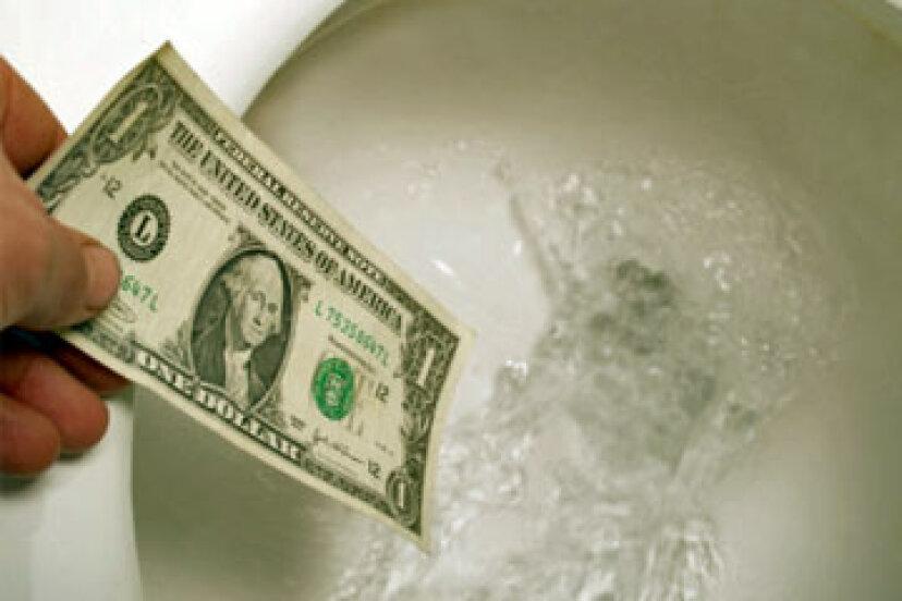 水なし小便器は実際にどれくらいの水を節約しますか?