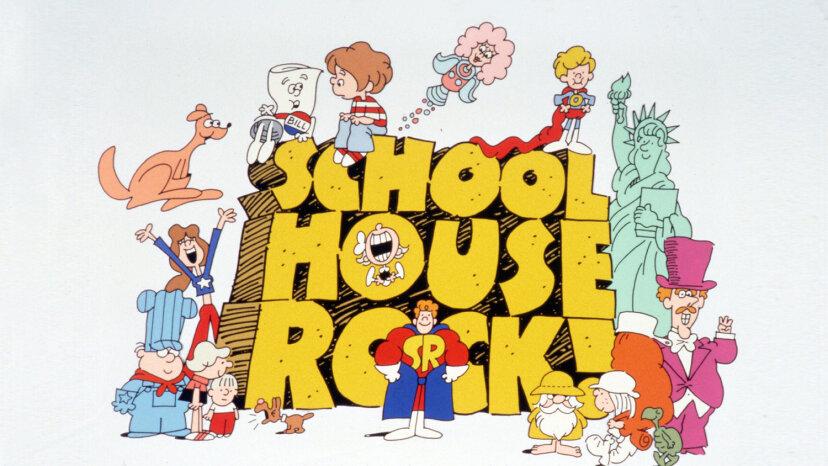 ¡Cómo 'Schoolhouse Rock!' Obras