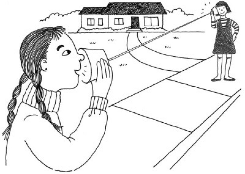 子供のための科学プロジェクト:音の生成