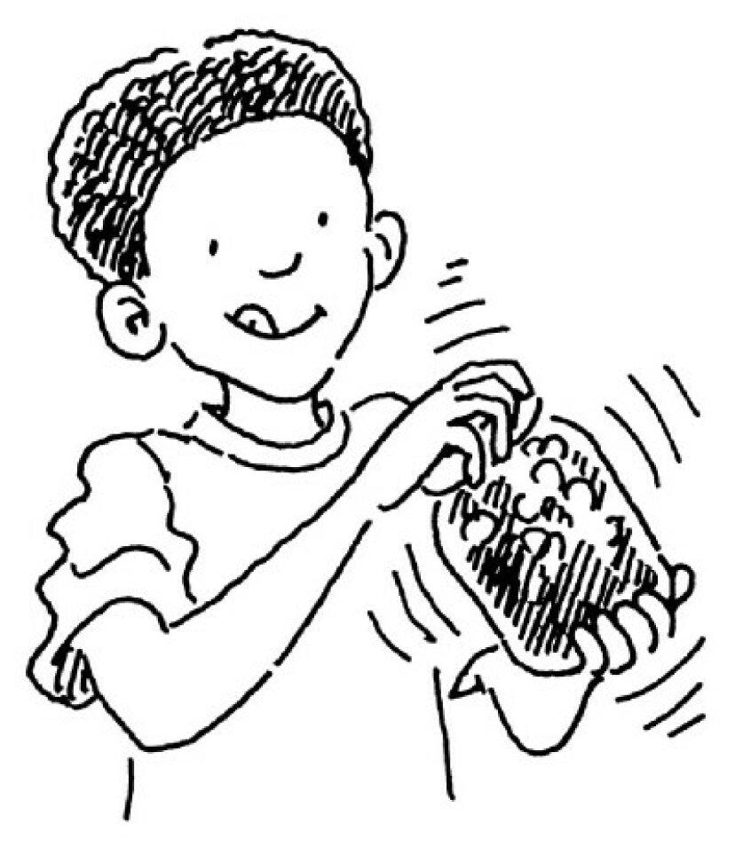 子供のための科学プロジェクト:土壌実験