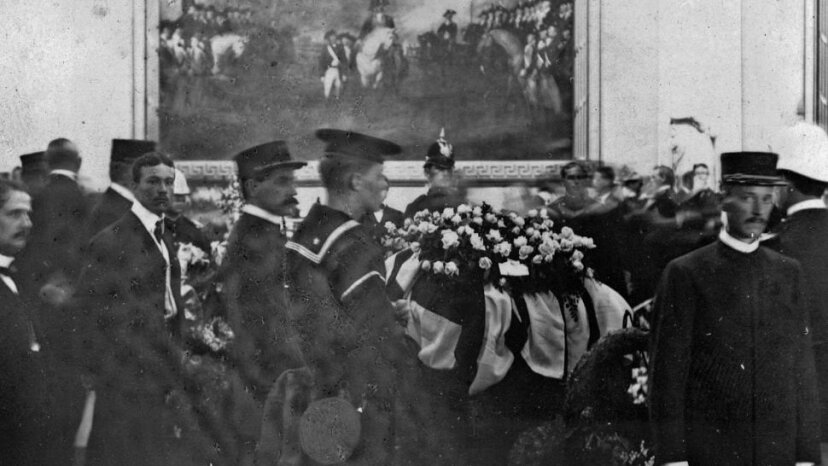The assassination of President William McKinley in 1901 caused the Secret Service's mission to expand to include presidential protection. Photo12/UIG via Getty Images