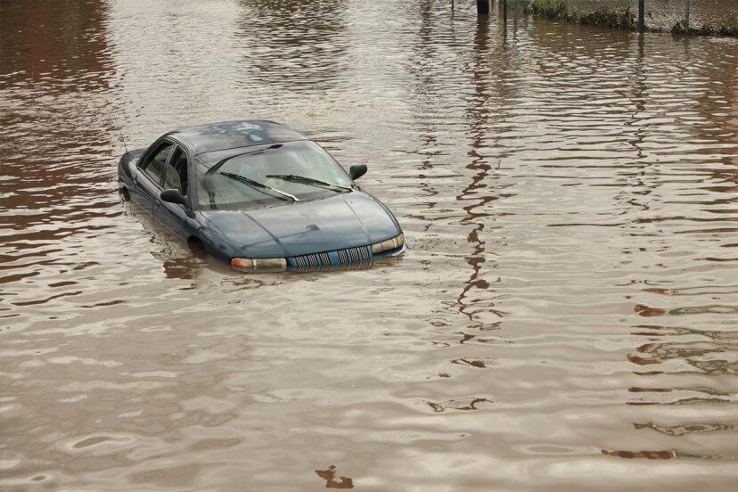 水中にあった車を売ってもらえますか?