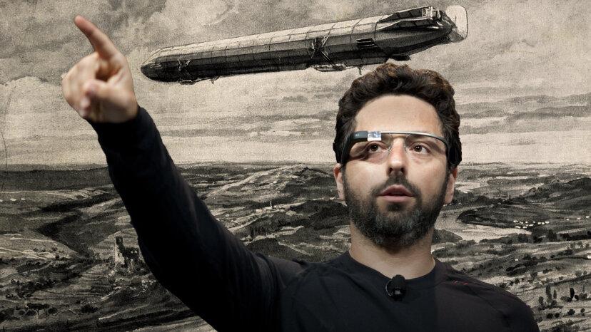 ¿Podría Sergey Brin de Google ayudar a acelerar la revolución de las aeronaves que se avecina?